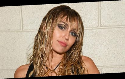 Miley Cyrus says her first sexual experience was 'threesome with two girls'