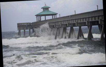 Isaias Forecast To Be Near Hurricane Strength When It Reaches Carolinas