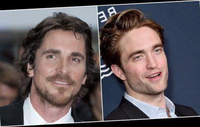 Christian Bale Gave Robert Pattinson Hilarious 'Batman' Advice