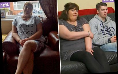 Gogglebox star Julie Malone is unrecognisable after huge weight loss in lockdown