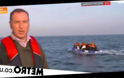 BBC receives more than 8,000 complaints over report on Channel migrant crossings