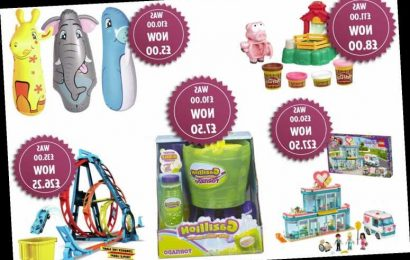 Argos launches huge bank holiday toy sale with up to 50% off Lego
