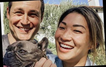 Glee's Jenna Ushkowitz reveals she's engaged to boyfriend David Stanley