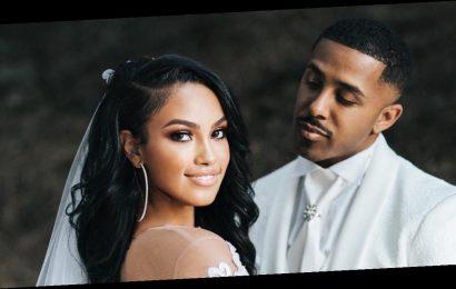 Sister, Sister's Marques Houston Marries Miya Dickey: Photos