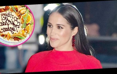 Meghan Markle's Favorite Bakery Auctions Off Cake for Her Birthday