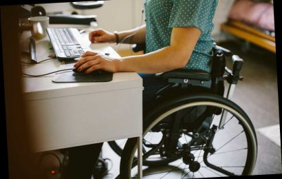 Disabled workers can now get a grant worth up to £60,000 to help work from home