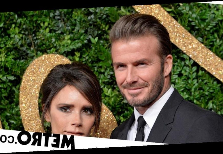 Victoria and David Beckham 'planning documentary about their lives'