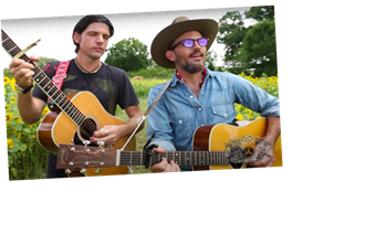 Watch the Avett Brothers Perform an Acoustic 'Victory' in a Sunflower Field