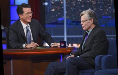 Stephen King: Which Character From His Novels Would He Least Want to Quarantine With?