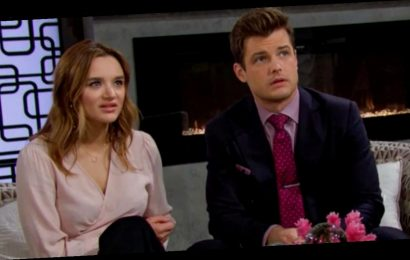 The Young and the Restless spoilers: Nick and Phyllis brace for Skyle's big news and Noah lectures Adam