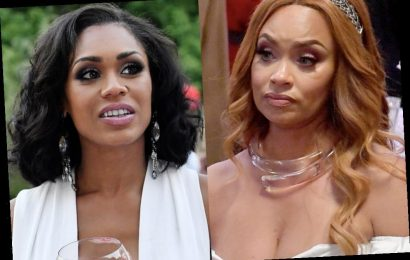 'RHOP': Monique Samuels Drops Gizelle Bryant Bombshell, Says She's Behind Vicious Rumor