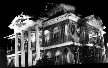 New 'Haunted Mansion' Movie in the Works at Disney