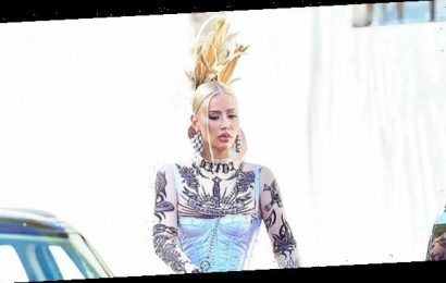 Iggy Azalea Seen In 1st Photo Out With Baby Son Onyx Carter — See Pic