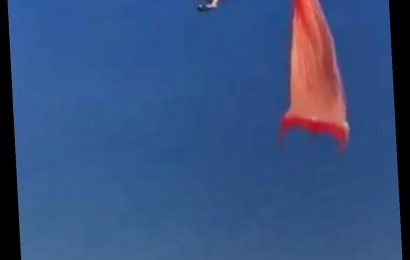 3-Year-Old Girl Okay After Being Swept Into the Air for 30 Seconds by Kite at Taiwan Festival