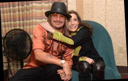 Kid Rock and Loretta Lynn 'got married' for laughs over the weekend
