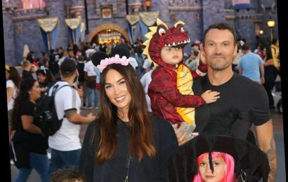 Brian Austin Green Candidly Weighs In on Co-Parenting With Megan Fox