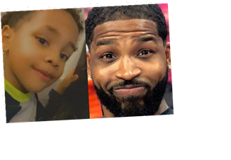 Tristan Thompson and Alleged Son Look Like TWINS, Fans Claim