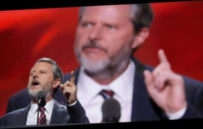 "Liberty University says Jerry Falwell Jr. ""withdrew"" his resignation"