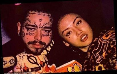 Post Malone Sparks Rumors He's Dating Korean Rapper MLMA With PDA-Filled Pics