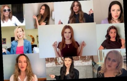 'Pitch Perfect' Cast Get Together to Cover Beyonce's 'Love on Top' for UNICEF