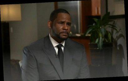 R. Kelly Beaten Up in Chicago Jail