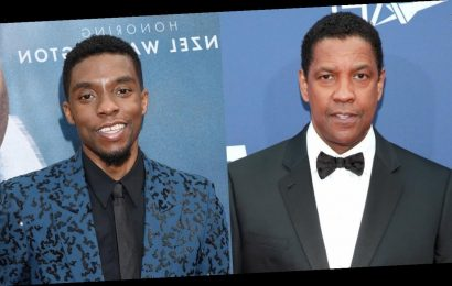 Denzel Washington Once Paid for Chadwick Boseman's Acting Classes
