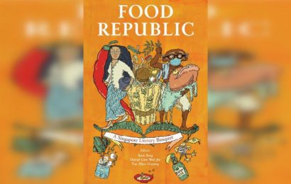 Singapore Shelf: Anthology Food Republic serves up a smorgasbord of local food literature