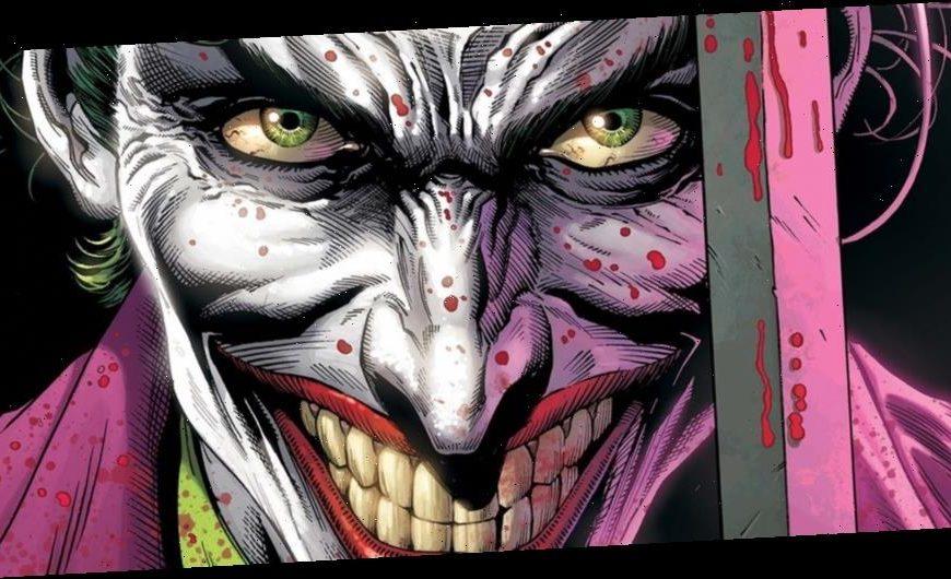 DC Comics Debuts Trailer for 'Batman: Three Jokers'