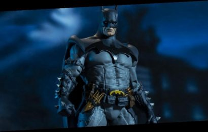 McFarlane Toys Gives Its Take on Batman in New Action Figure