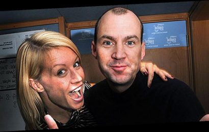 Denise Van Outen's disputed accusation against Johnny Vaughan after bitter feud