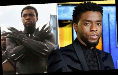 Chadwick Boseman's heartbreaking final text to Black Panther producer