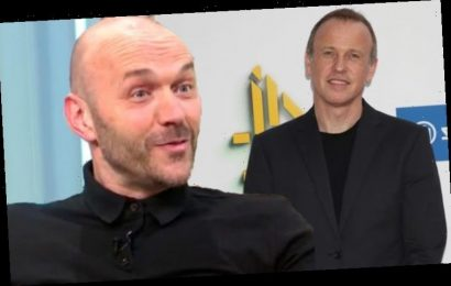 Simon Rimmer: Sunday Brunch host in Tim Lovejoy Strictly admission 'He'd be brilliant'