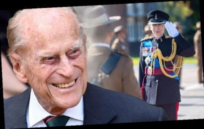 Princess Anne channels father Prince Philip's 'twinkling eye' at engagement – expert