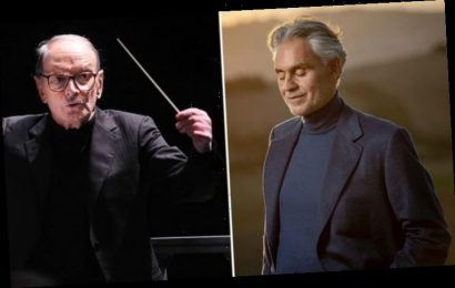 Andrea Bocelli new album announced with UNHEARD Ennio Morricone track – Watch the trailer