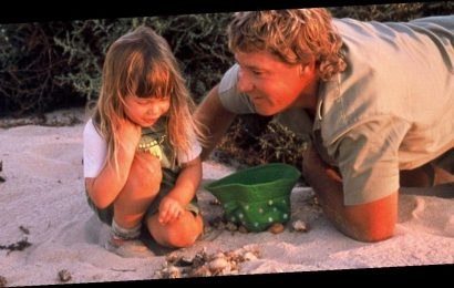Bindi Irwin pays heartbreaking tribute to dad Steve on 14th anniversary of death