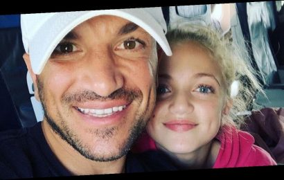 Peter Andre made Princess block vile Instagram comments after she was trolled