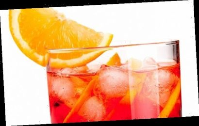 CRAIG BROWN: Negronis all round! We're on Budget duty