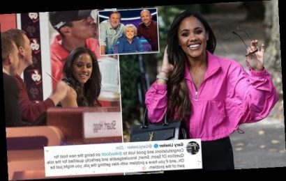 Alex Scott will replace Sue Barker on A Question Of Sport