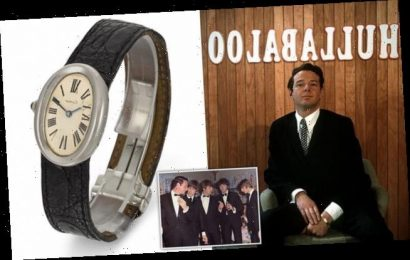 Beatles auction: Manager Brian Epstein's watch is for sale