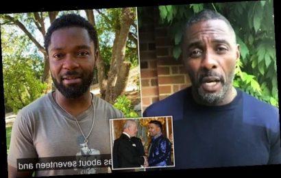 Idris Elba reveals how Prince's Trust changed his life