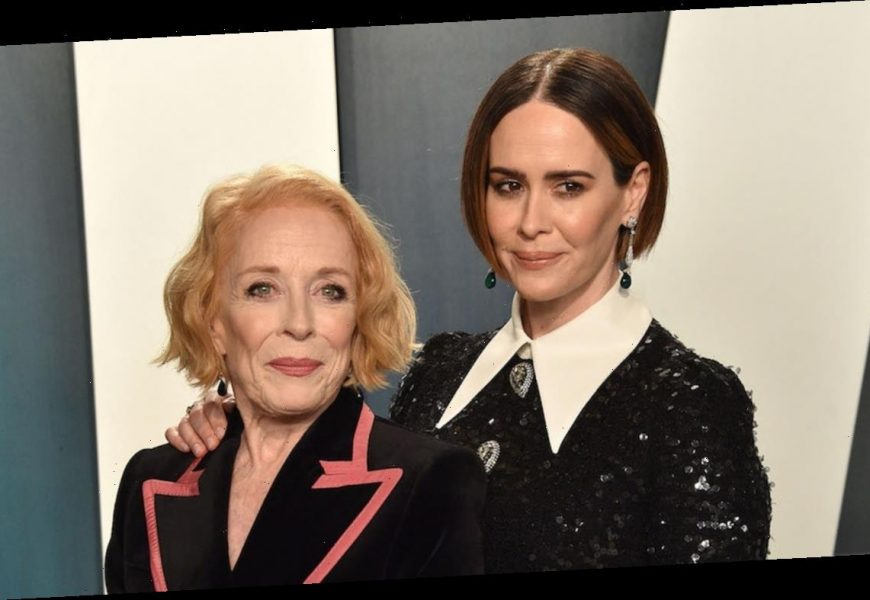 Sarah Paulson Isn't Here For Any Ageist Critiques Of Her Relationship