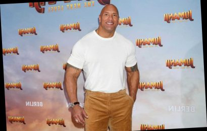 Dwayne Johnson Just Ripped An Electric Gate Off A Wall So He Wasn't Late For Work