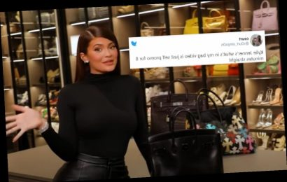 "Kylie Jenner's ""What's In My Bag"" Video Has Fans PISSED"