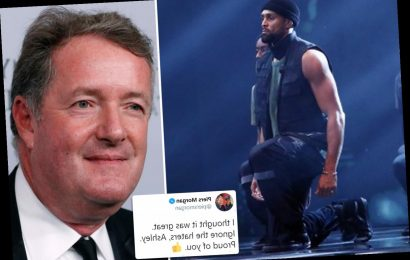 Britain's Got Talent: Piers Morgan tells Ashley Banjo to 'ignore the haters' as BLM dance sparks 10,000 complaints