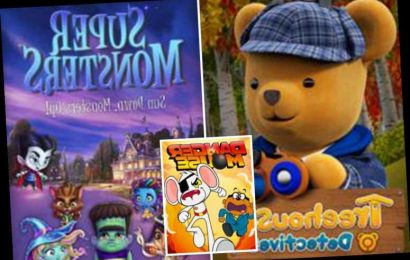 The 40 best kids' shows on Netflix to watch right now – The Sun