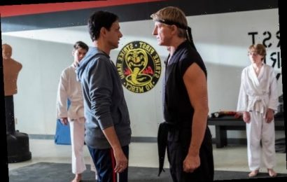 'Cobra Kai' Bows on Nielsen's Top 10 SVOD Rankings With 1.4 Million Minutes Watched in Just 3 Days
