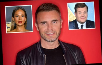 Gary Barlow's new album to have star-studded line up of guests including James Corden and Alesha Dixon