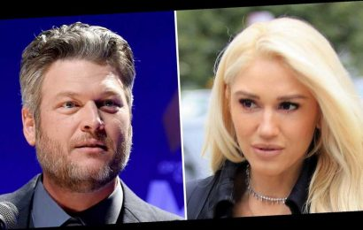 Gwen Stefani, Blake Shelton Are 'Stretched to the Limit' in Quarantine
