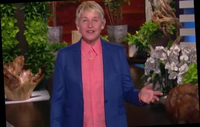 Ellen DeGeneres jokes AGAIN about the 'toxic' workplace scandal and calls this her 'comeback season' after being slammed