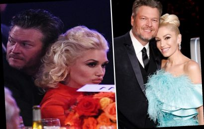 Gwen Stefani and Blake Shelton 'can't agree on politics or where to live' as The Voice pair 'struggles' in relationship